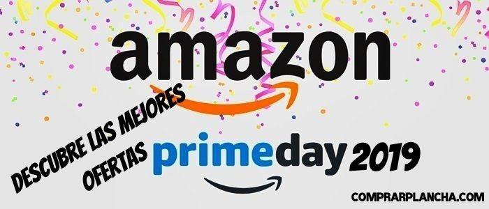 Comprar plancha barata Prime Day